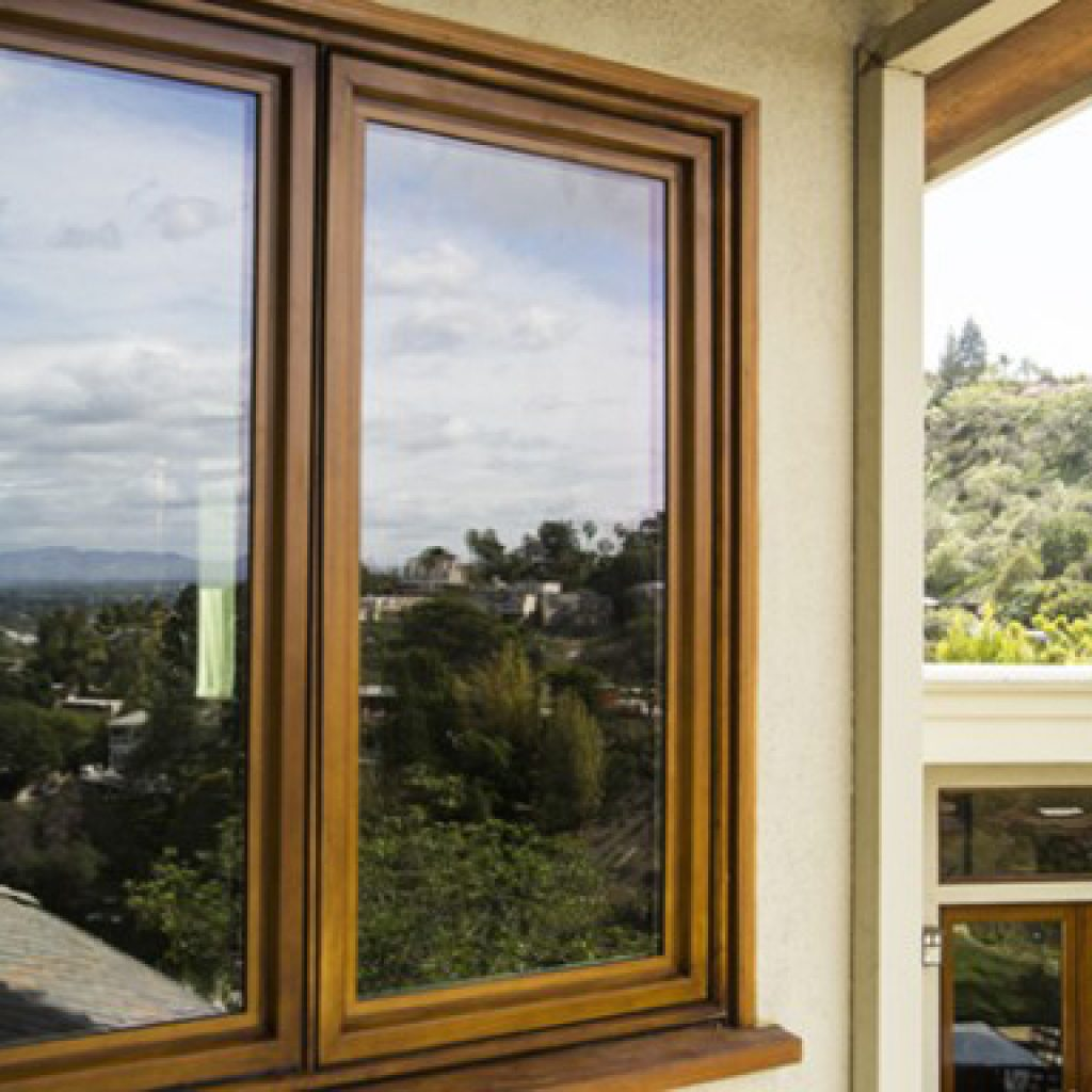 Wood Finish Window 2
